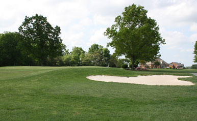 London Downs Hole 12